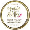 Muddy Stilettes winner Best Family Attraction 2017