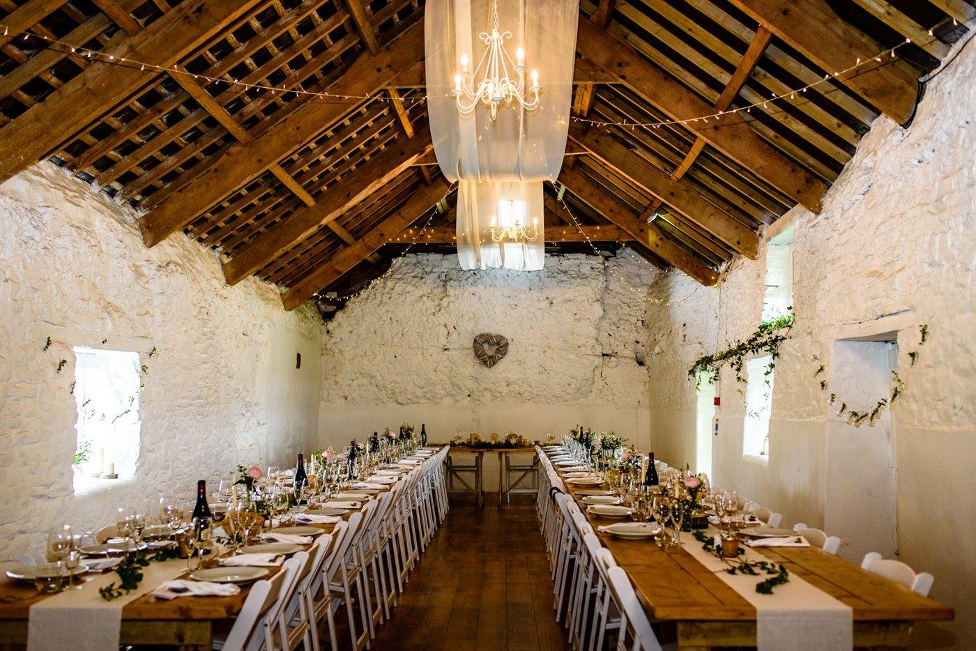 Fun Wedding Venue The Old Barn North Devon Rustic Diy
