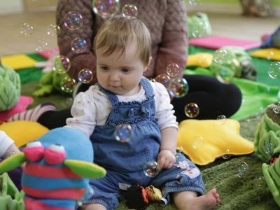 Baby & Toddler Classes